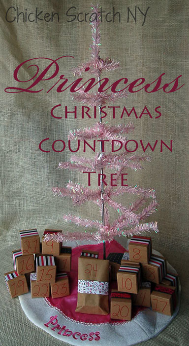 Girly Advent Calender