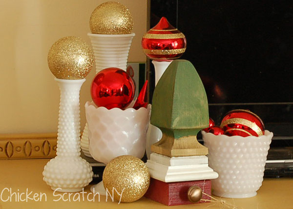 "New Life for Old ""Christmas Tree"" Ornaments"
