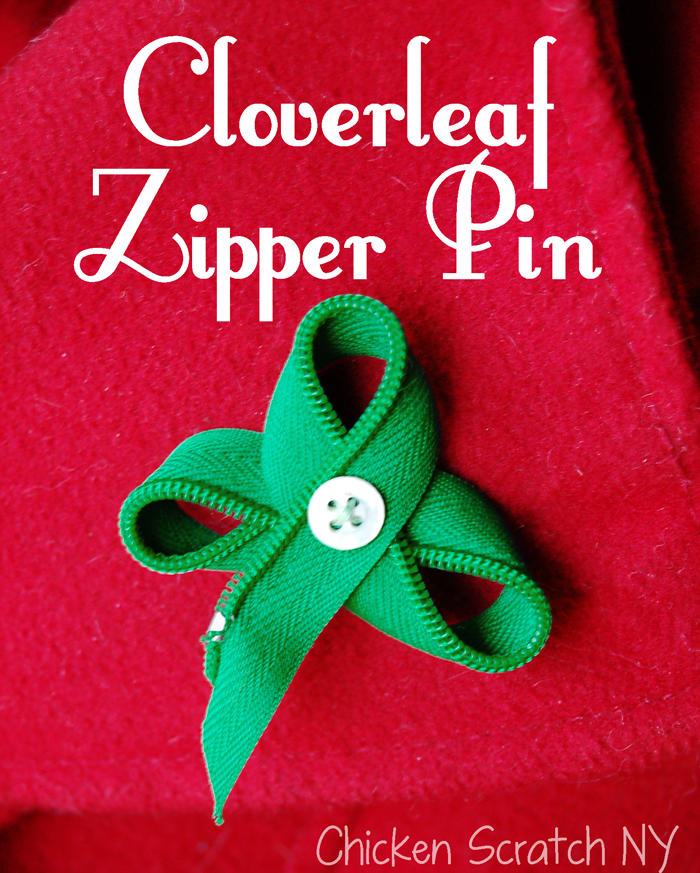 St. Patrick's Day Pin