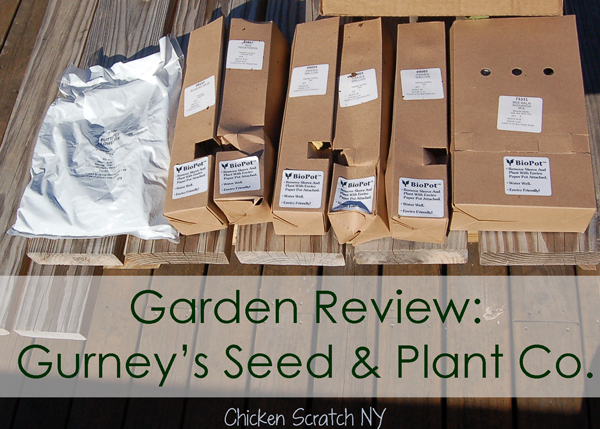 Gurney's Plant Reviews