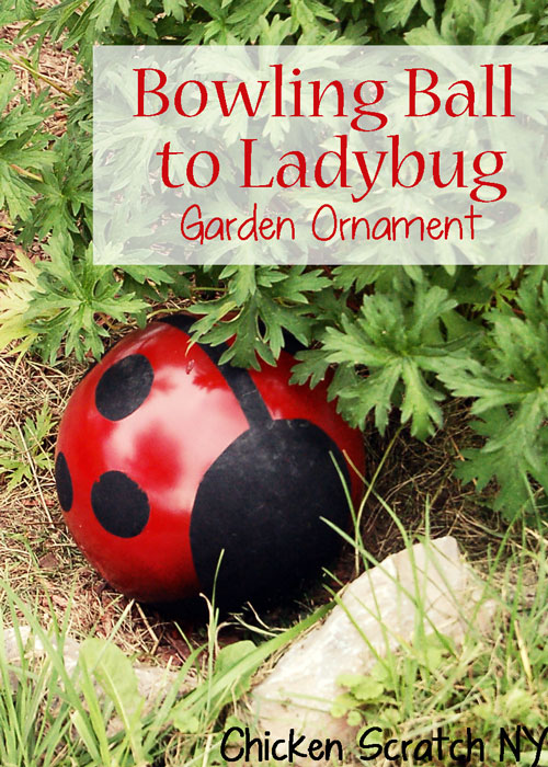 DIY Garden Ornament