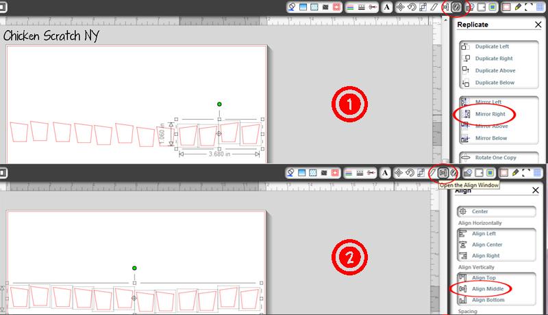 Silhouette Studio - Duplicate