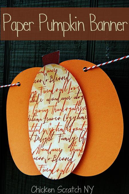 #Silhouette #Pumpkin Banner + Tips