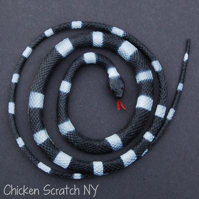Sinister Serpent Wine Bottles – Halloween Quick Craft