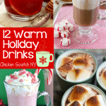 12 Warm You Up Winter Holiday Drink #Recipes