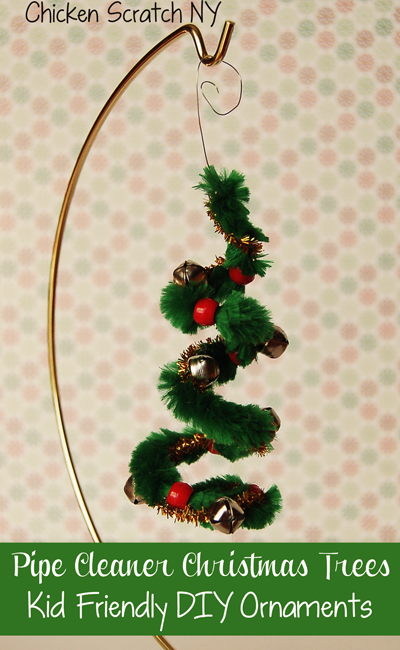 Pipe Cleaner Projects Christmas Pipe-cleaner-christmas-tree