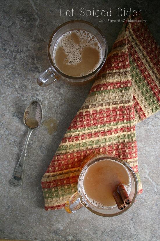 Hot Spiced Cider Recipe — Dishmaps