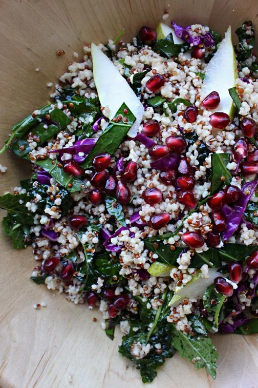 Kale-Quinoa-Pomegranate-Salad7