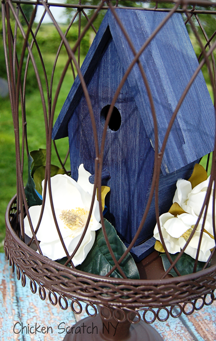 plant-stand-birdhouse