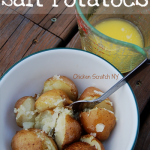 Salt Potatoes - The best potatoes you'll ever eat