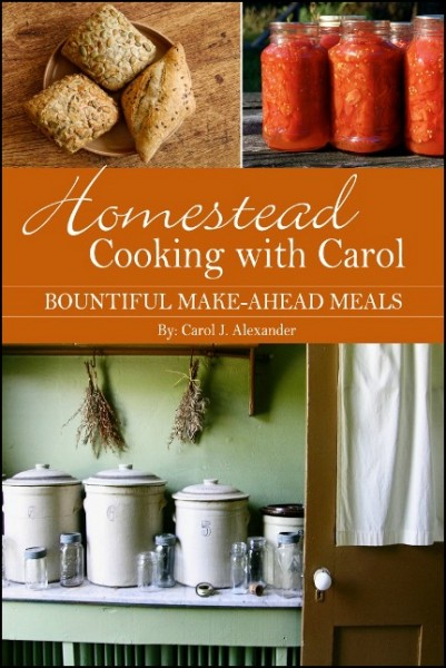 Homestead Cooking with Carol Review