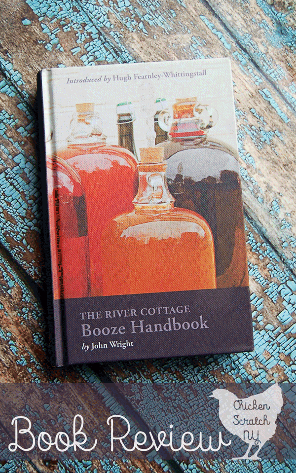 An honest review of The River Cottage Booze Handbook