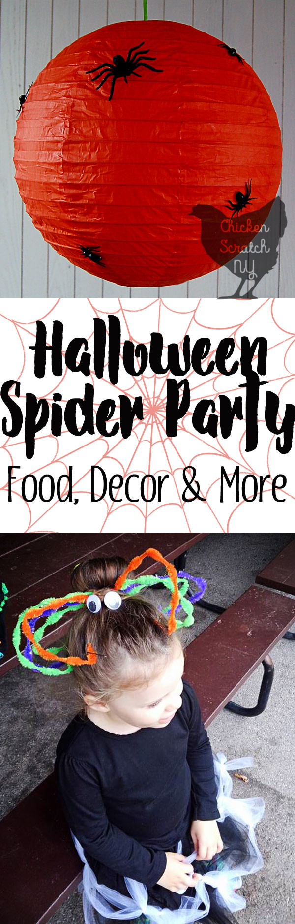 halloween party, spider party, outdoor party, park party, halloween decorations, halloween food