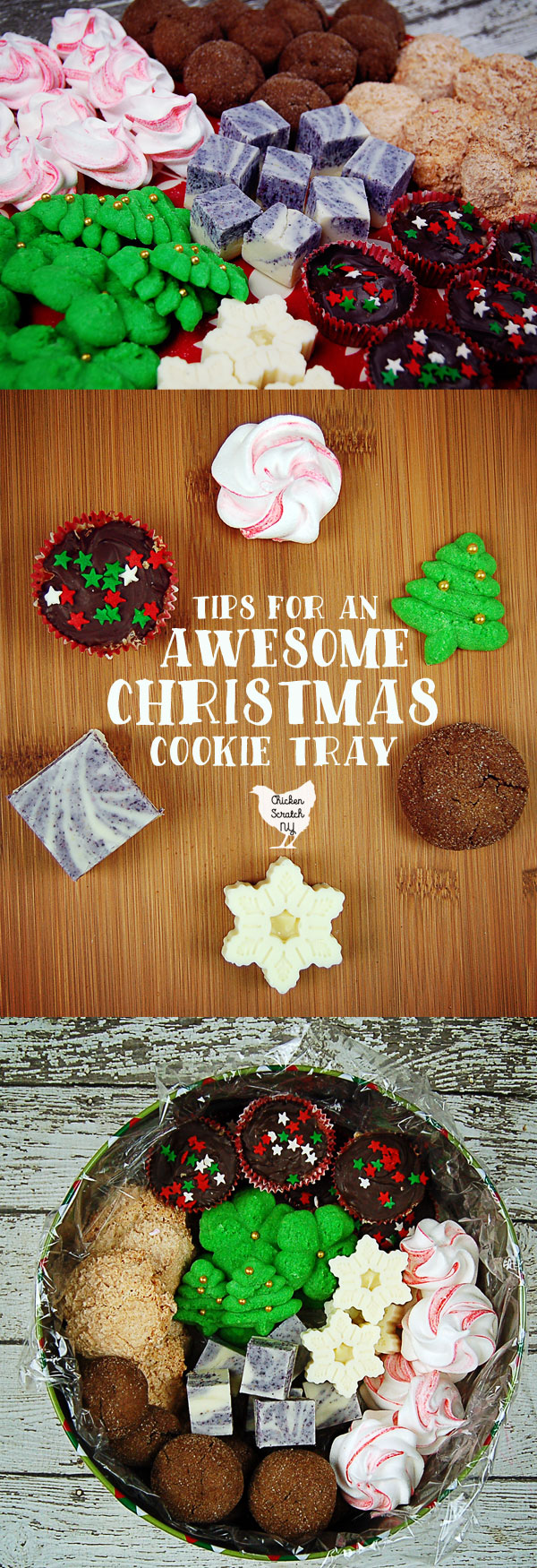 Crafting the Perfect Holiday Cookie Tray
