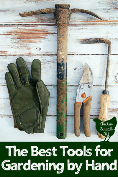 The Best Garden Tools For Working By Hand