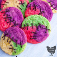 Sally's Stitched Up Sugar Cookies