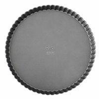 Wilton Excelle Elite Non-Stick Tart and Quiche Pan with Removable Bottom, 9-Inch