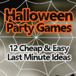 Cheap & Easy Last Minute Halloween Party Games