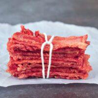 Watermelon Candy Fruit Strips
