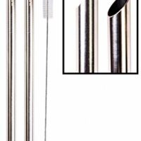 BOBA Straw Stainless Steel Extra Wide